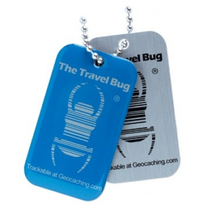 Geocaching QR Travel Bug®