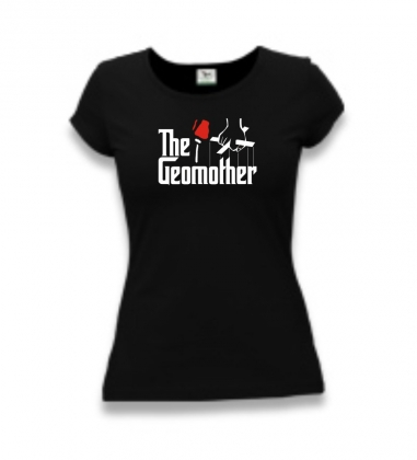 The Geomother - černá